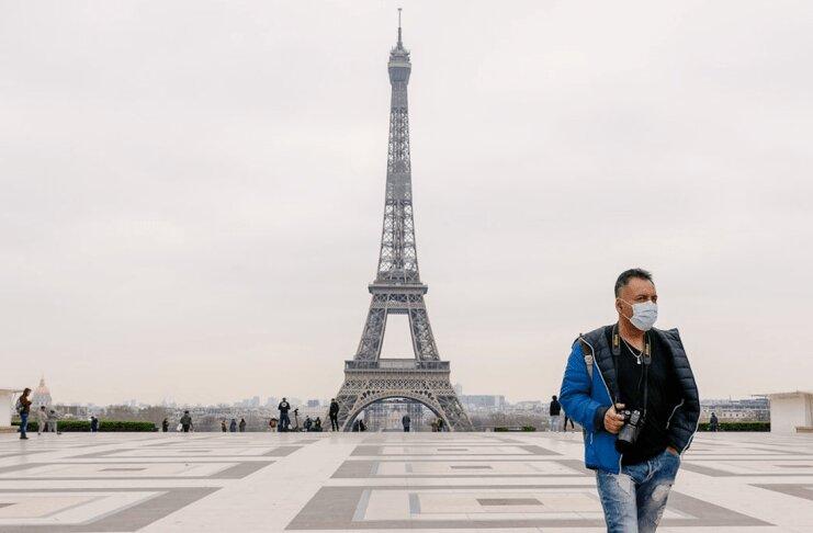 En Francia recomendaron reducir a 7 días el aislamiento de personas con COVID-19