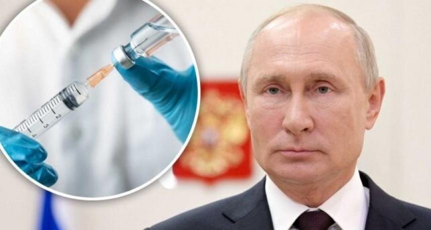 Rusia ya comenzó a distribuir su vacuna en centros sanitarios