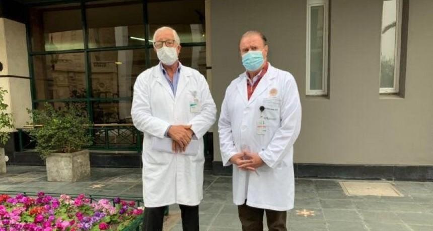 Villavicencio dio positivo de coronavirus: