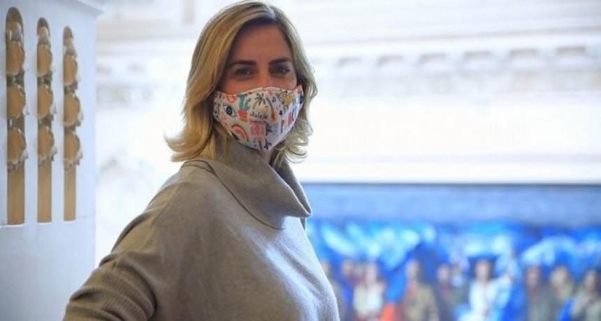 La diputada provincial Cesira Arcando relató lo mal que la pasó con el coronavirus