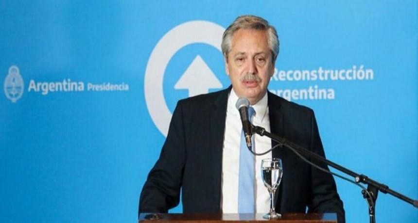 Alberto Fernández anunció la creación de un fondo de asistencia a las provincias