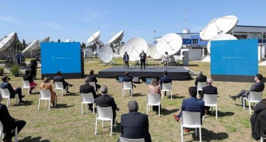 Los detalles del Plan Conectar que anunció Alberto Fernández
