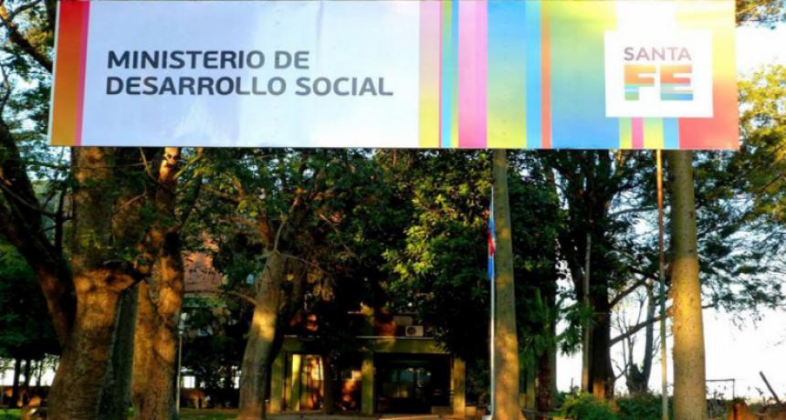 Por tres casos positivos cierran el Ministerio de Desarrollo Social