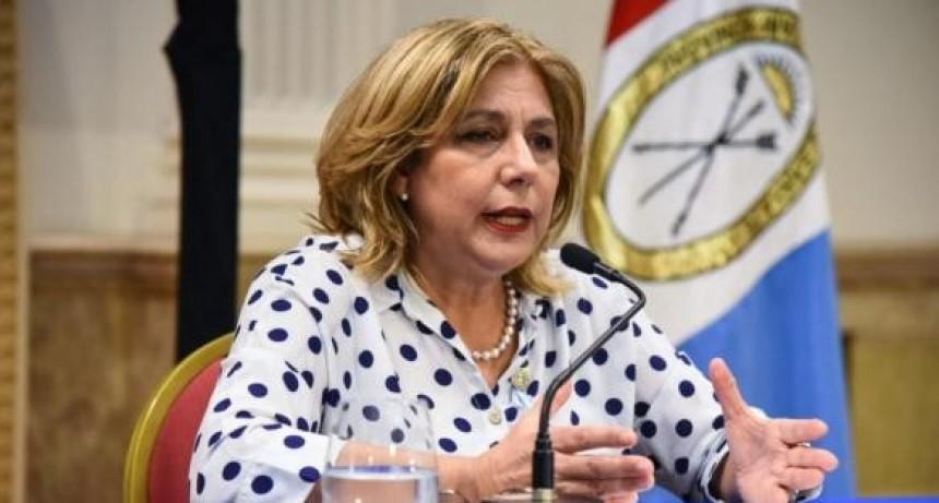 La ministra de Salud santafesina dio positivo de coronavirus