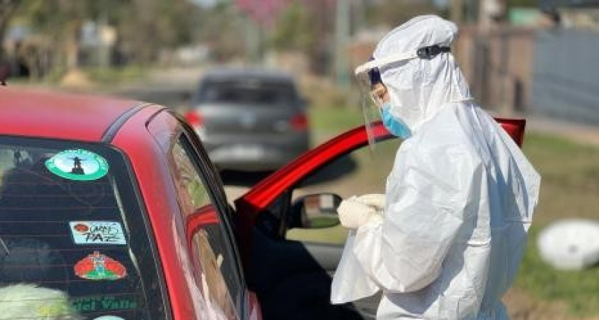 La Provincia reportó 1.348 casos y 11 muertes en el día: hubo récord de contagios en la ciudad de Santa Fe