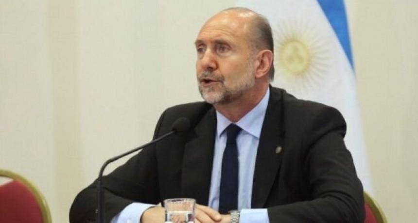 Coronavirus: el gobernador Perotti anunció una campaña de testeos rápidos