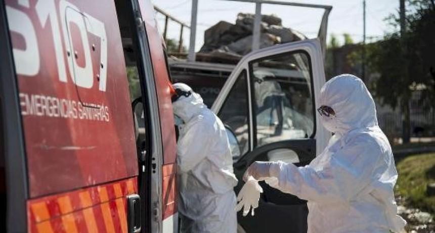 Santa Fe sumó otros 1.733 casos y 24 nuevas muertes de personas con coronavirus este viernes