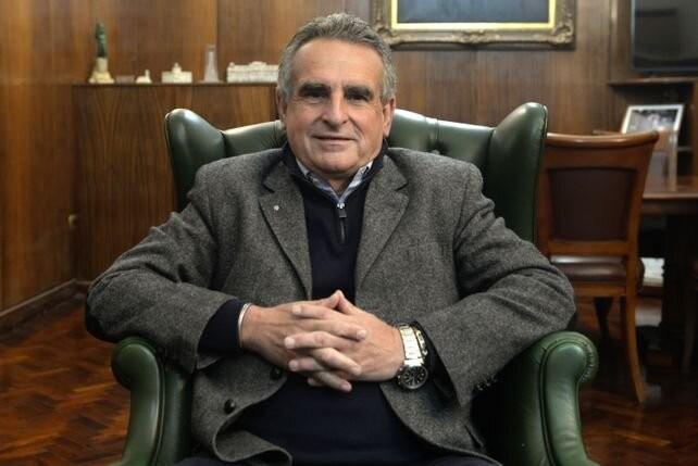 Agustín Rossi apoyó a Alberto Fernández y Cristina Kirchner: