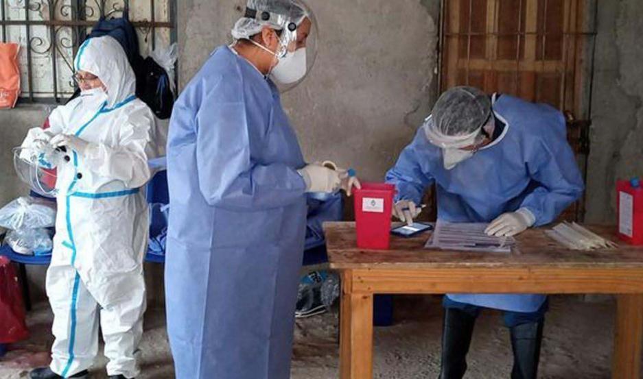 Coronavirus en Santiago: Reportan 14 nuevos casos en las últimas 24 horas