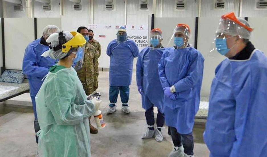 Coronavirus en Santiago: no hubo fallecimientos, y confirman 14 contagios