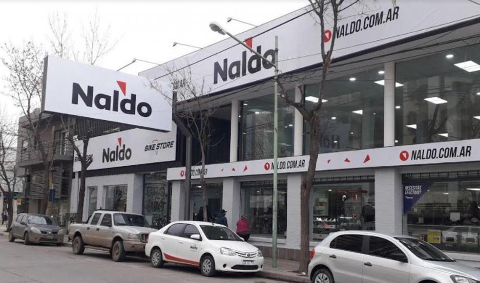 La cadena de electrodomésticos Naldo abre en Santiago del Estero y busca empleados