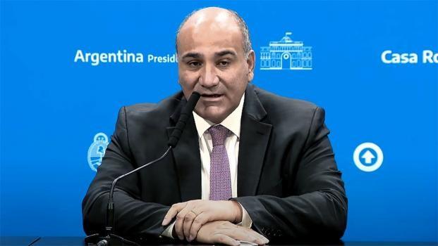 El flamante Jefe de Gabinete mantuvo reuniones con sus ministros durante el sábado