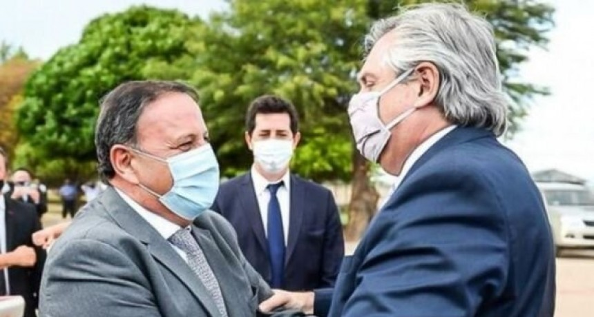 Gobernadores expresaron su respaldo al presidente Alberto Fernández