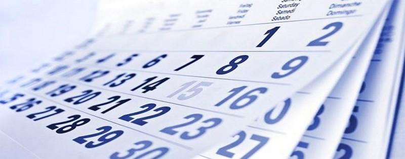 Los feriados que le quedan al 2017