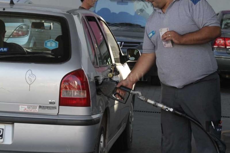 Se liberó el mercado de combustible