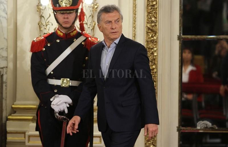 Macri cita a los gobernadores para la semana próxima