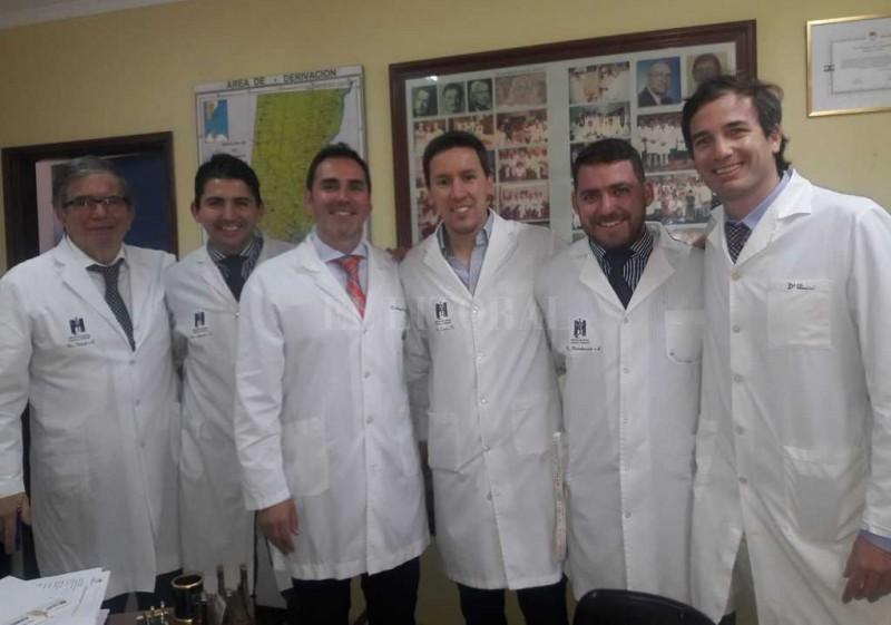 Premian a equipo médico del Hospital Iturraspe