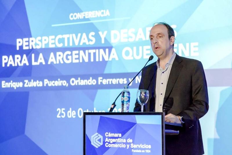 La Ciudad fue sede de una conferencia para pensar la Argentina que se viene