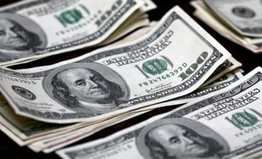 El ingreso de divisas provocó una abrupta caída del dólar
