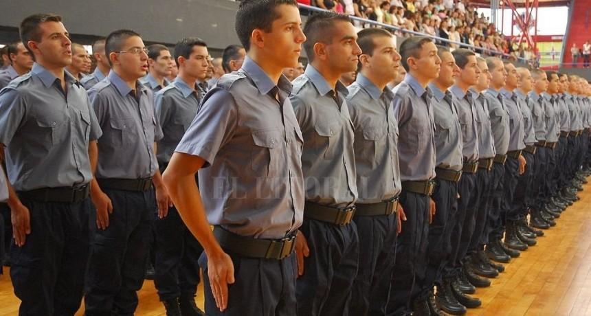 Récord: más de 14.000 inscriptos para las mil vacantes de ingreso a la Policía de la Provincia