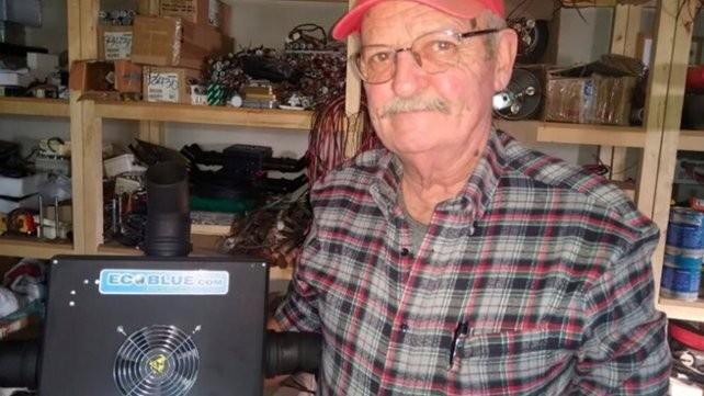 Creó un esterilizador de aire que puede usarse para eliminar el coronavirus