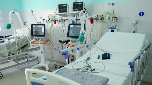 Habilitaron en el viejo Iturraspe casi 70 camas críticas y generales ante el aumento de contagios