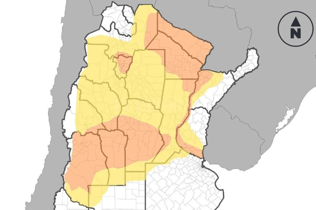 Los informes de la Mesa Nacional de Monitoreo de Sequías son ahora de acceso público
