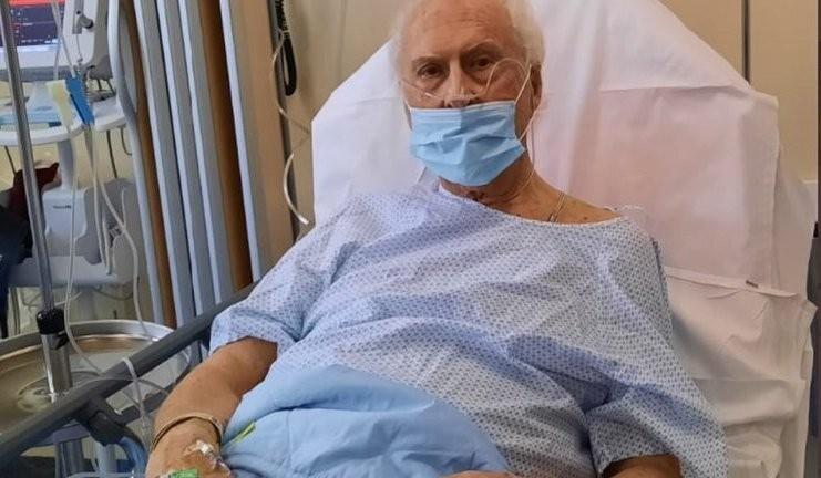 """Pino Solanas informó que su estado de salud es """"delicado"""""""
