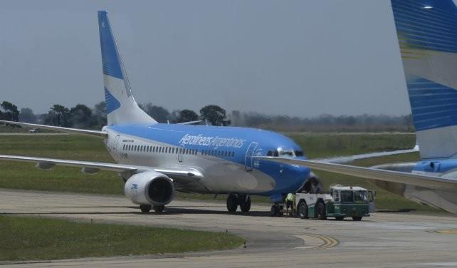 Los vuelos desde Rosario a Buenos Aires vuelven el 2 noviembre