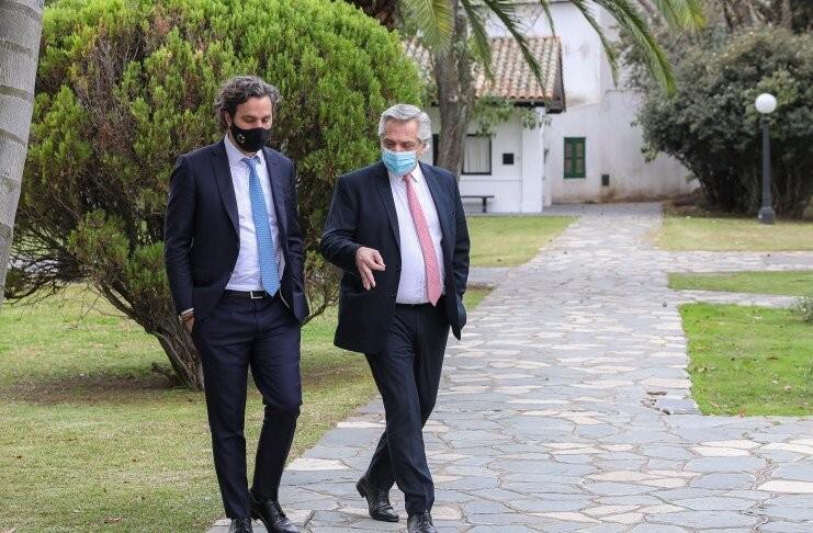 """Para Cafiero, """"Argentina no tiene posibilidades de hacer un ajuste ni una devaluación"""""""