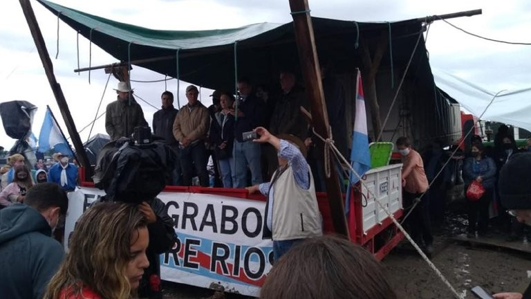 "Luis Miguel Etchevehere: ""No le tenemos miedo a Cristina Kirchner ni a Juan Grabois"