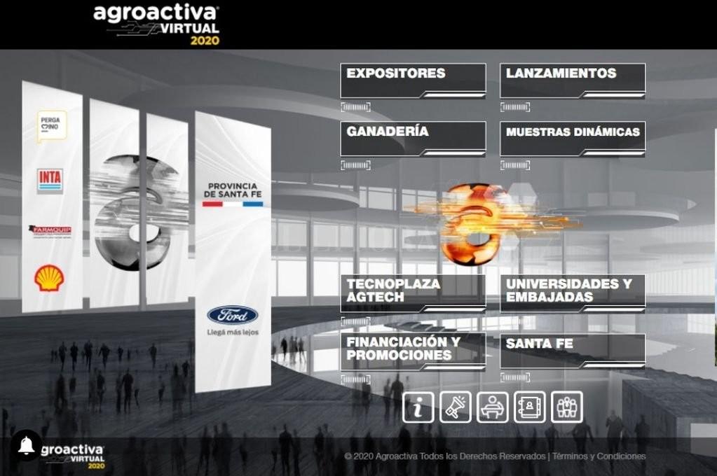 Abrió sus puertas virtuales AgroActiva 2020