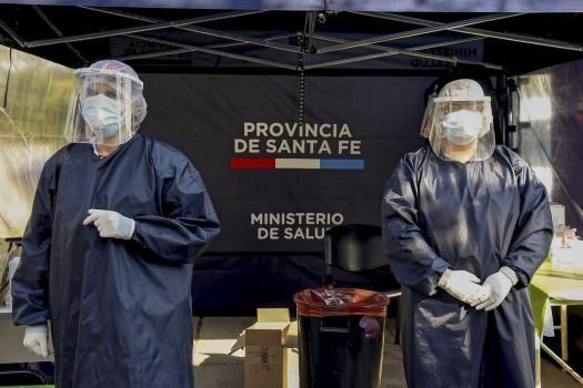 Santa Fe superó los 100 mil contagios y alcanzó las 1.127 muertes desde el comienzo de la pandemia