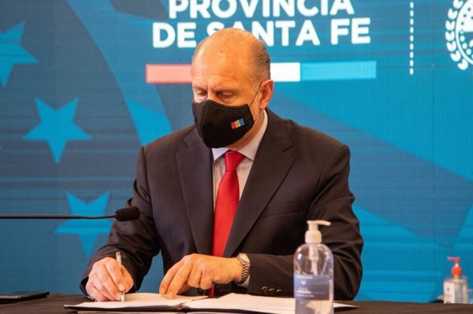 Perotti confirmó un aumento en las tarifas de la luz