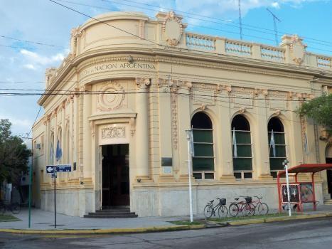 Allanaron la sede Reconquista del Banco Nación por la causa Vicentín