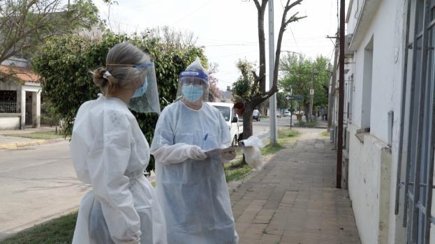 Concejales solicitaron que se conformen equipos de rastreadores de contagios en la capital provincial