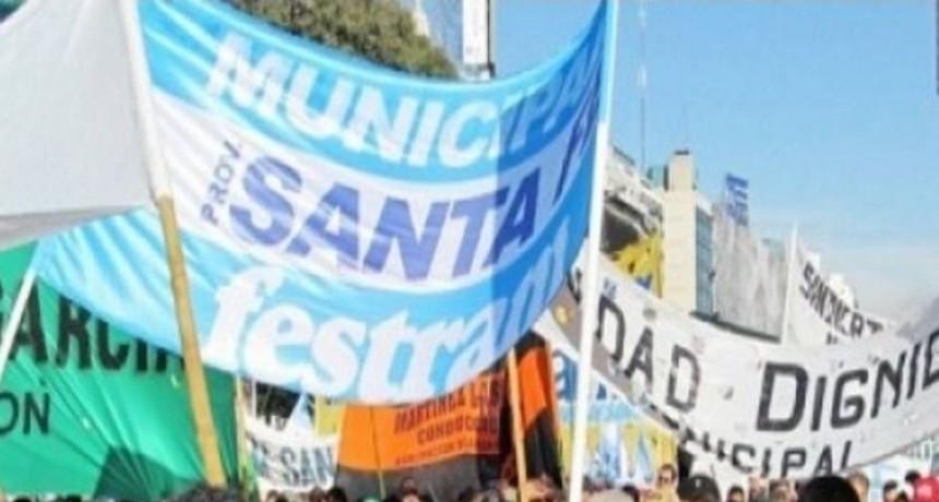 FESTRAM denunció que es falsa la propuesta salarial para municipales