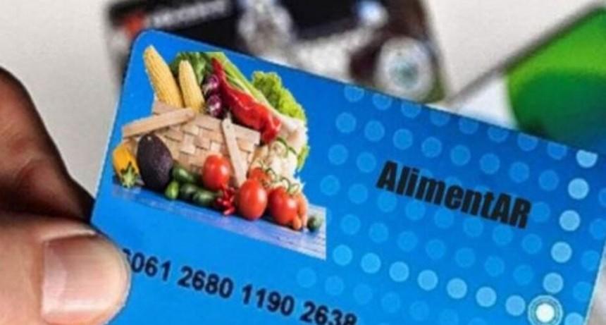 Cronograma de pago de octubre de la Tarjeta Alimentar