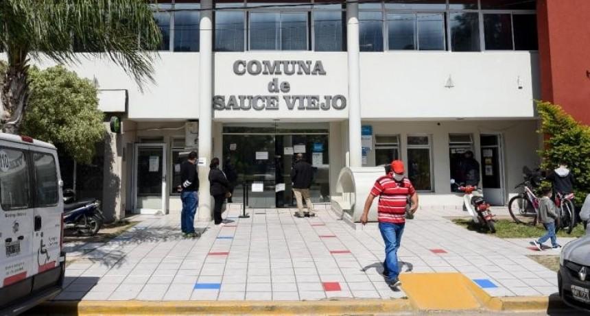 """Castelló: """"Queremos gestionar la llegada del banco Nación a Sauce Viejo"""""""