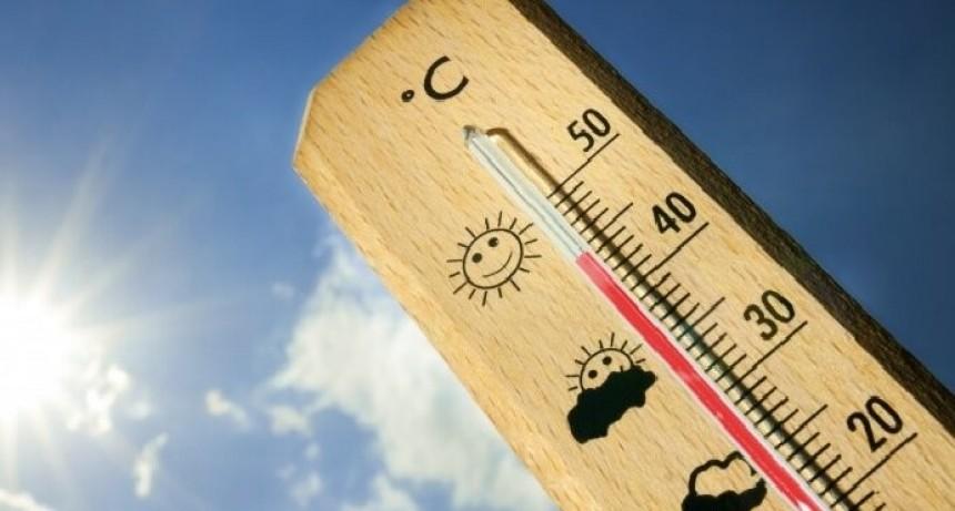 La sensación térmica superó los 40 grados en Rosario