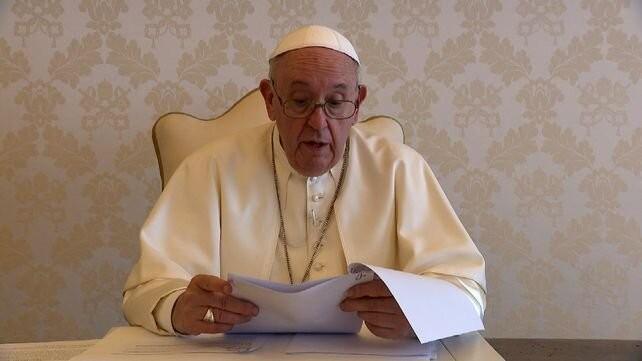 El Papa Francisco en el Coloquio de Idea: