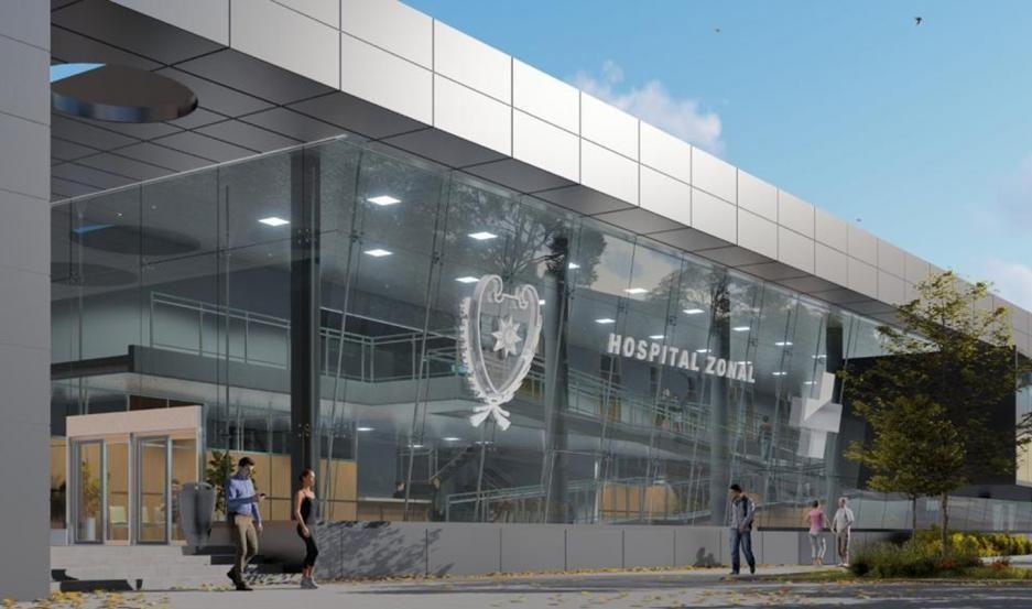 El gobernador Zamora dispuso importante inversión en salud
