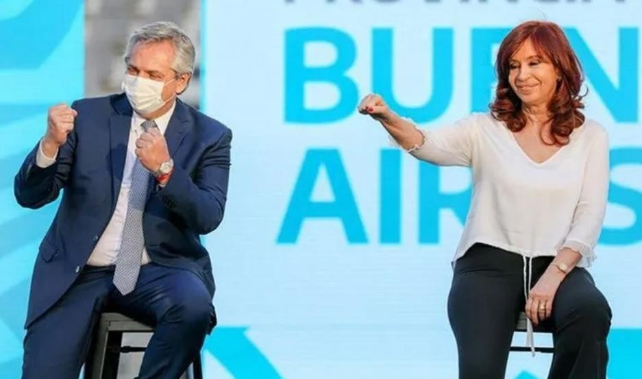 Alberto Fernández y Cristina Kirchner convocaron a una movilización por el 17 de Octubre