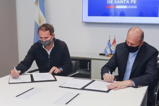 El gobernador Perotti y el ministro nacional Katopodis firmarán un convenio para obras en la ciudad