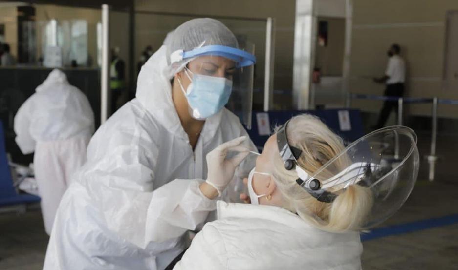 Cinco contagios nuevos de coronavirus este domingo 17 en Santiago del Estero