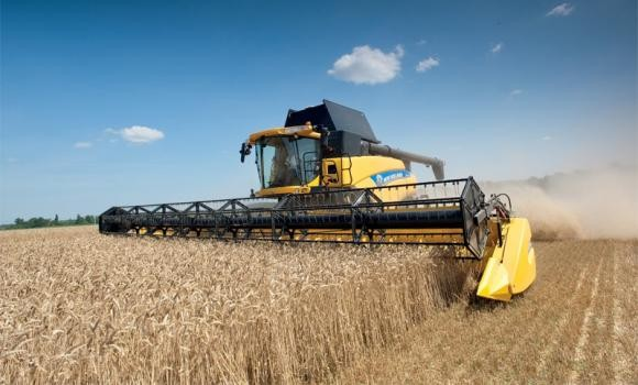 Comenzó la cosecha de trigo en el norte provincial, con buenos rendimientos