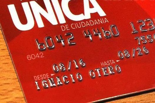 Este jueves se acreditarán los fondos de la Tarjeta Única de Ciudadanía