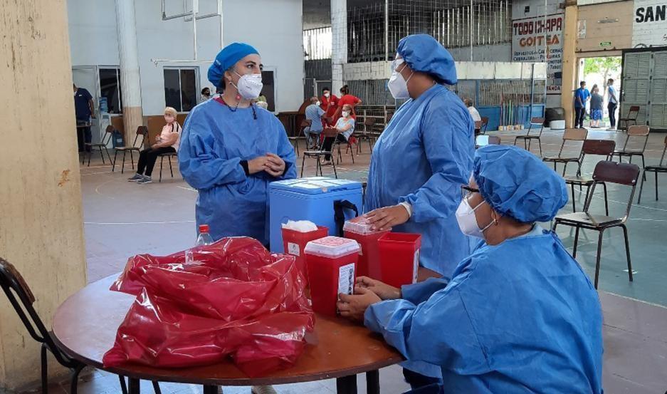 Coronavirus en Santiago: no hubo fallecimientos, y confirman 6 contagios