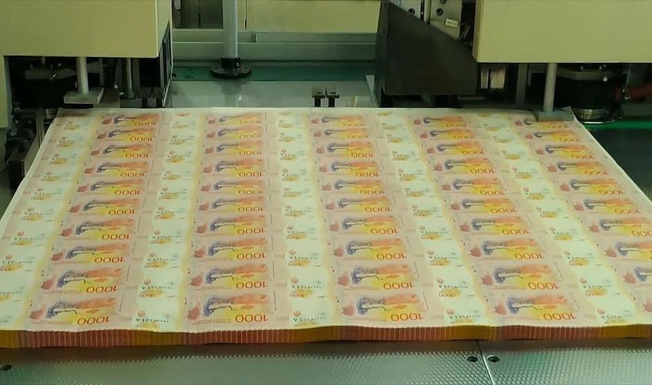 Por primera vez, la impresión de billetes de $1.000 superó a la de $500