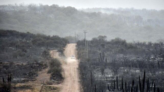 Córdoba: sube la temperatura y el riesgo de incendios